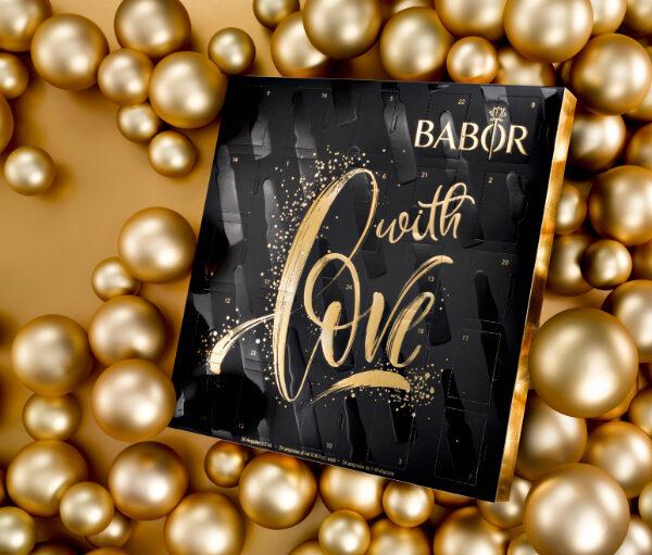 Shopping Deal 7: Babor Adventskalender & AHA Maske zum Vorteilspreis