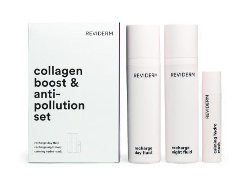 Collagen boost & anti-pollution set