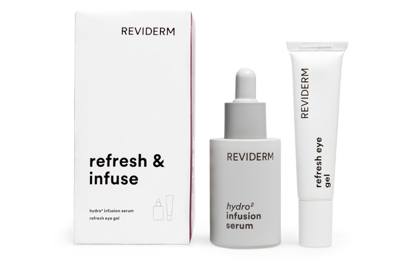 Reviderm Refresh & Infuse