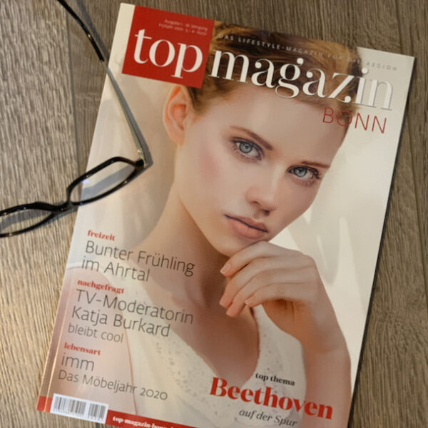 Susann's Beauty Tipp im Top Magazin Bonn