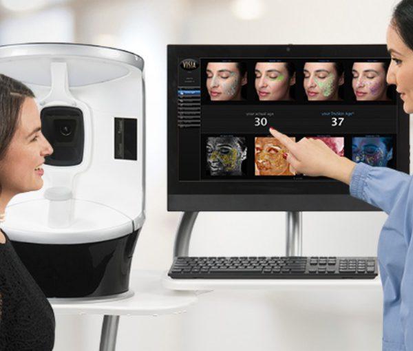 VISIA Hautanalyse – Die Grundlage unserer Arbeit