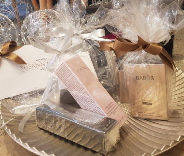 Kosmetik Geschenke & Gutscheine noch bis Heiligabend shoppen