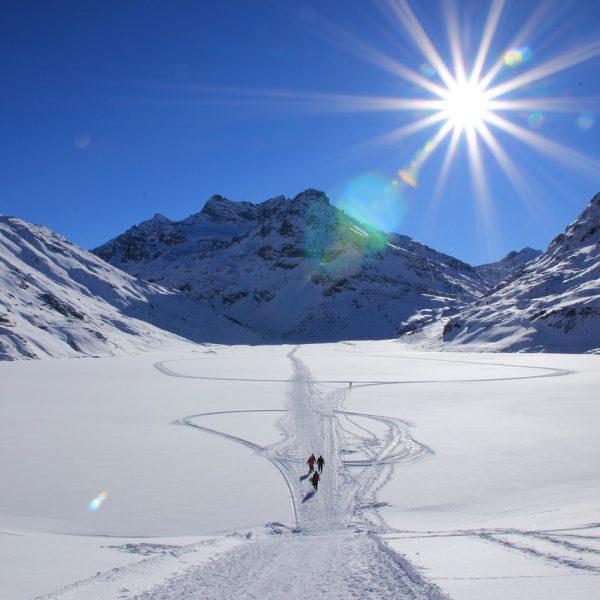 Hautschutz: Wintersonne nicht unterschätzen